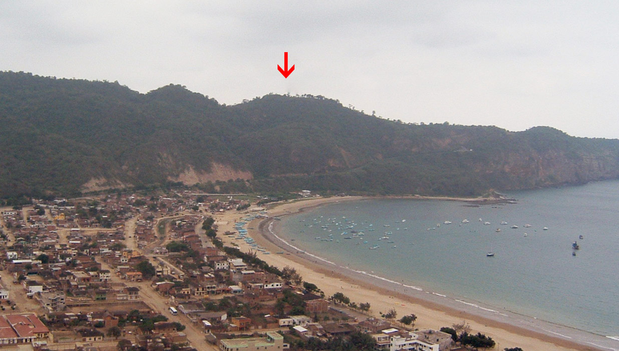 Ecuador Homes Online Puerto Lopez Ocean View Property
